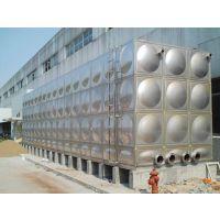 洛阳不锈钢保温水箱消防水箱BDF地埋式水箱箱泵一体化方形水箱