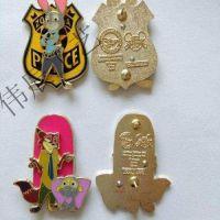 便宜迪士尼徽章定制/深圳定制迪士尼徽章/哪里可以制作公司logo
