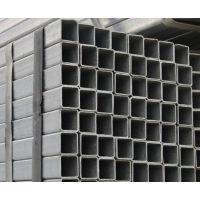 佛山乐从钢铁世界 热镀锌方管 Q235A规格全 唐钢鞍钢 幕墙建筑机械光伏钢结构 水密性好