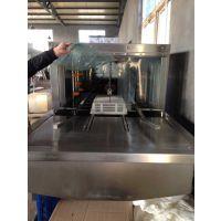 正康供应不锈钢食品厂料筐自动清洗机