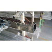 201不锈钢工业焊管100方*2.4*2.9*3.4砂面方通