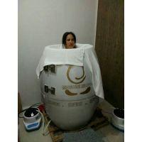 品派陶瓷排毒祛湿美容负离子巴马瓷蒸缸厂家直销
