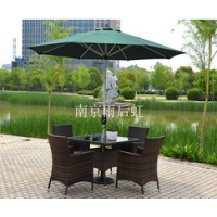合肥售楼部开盘接待桌椅,合肥遮阳伞搭配户外桌椅