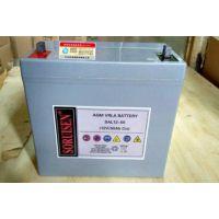 宁波美国索润森蓄电池SF2-200走势图 品牌 行情怎样 优质产品