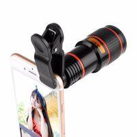 通用12倍望远镜镜头 厂供亚马逊爆款变焦高清拍照长焦12X手机镜头