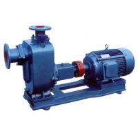上海自吸泵ZW80-40-16 P B扬程千瓦流量生产厂家