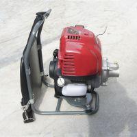 四冲程背负式汽油割灌机割草机 本田背负式割草机 型号:139F 形式:单缸、风冷、四冲程 功