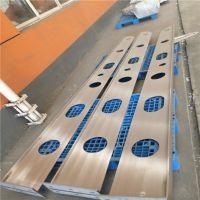 金裕 厂家供应不锈钢车站雨棚、车站钢结构,遮阳蓬 加工定制