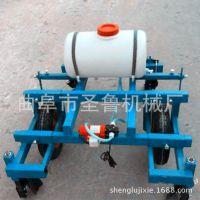 供应红薯覆膜机 牵引式喷药覆膜机 圣鲁农用扣膜机