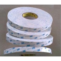 3m双面胶 1MM厚3m白色泡棉双面胶