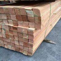 供应美国花旗松碳化木 ,花旗松景观板材 价格优惠