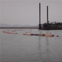 耐磨疏浚抽沙管道浮筒夹管聚乙烯浮体规格