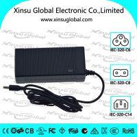 CC转CV模式充电器,FCC,UL认证,42V1250mA电动自行车锂电池充电器