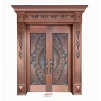 铜门加工价格|提供铜门加工|别墅铜门图片
