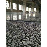 深圳龙华水磨石地面起灰尘处理=大鹏旧地坪抛光=水磨石固化地坪厂家施工