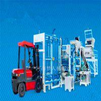 梦人供应 多功能砖机 液压全自动 护坡砖机 支撑垫块机