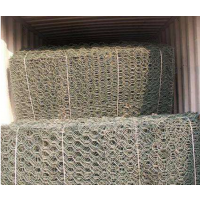 宏祥石笼网高镀锌丝耐用石笼网环保安全稳定