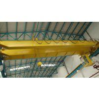 江西16吨20吨LH型双梁桥式起重机厂家,双梁桥式行车价格—豫正起重