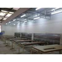 家具烤漆房,水帘喷漆房,打磨房,涂装设备,木工机械设备