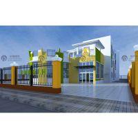 深圳幼儿园屋形设计,幼儿园室内装修案例公司-华德装饰