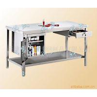 天津不锈钢制品 不锈钢工作台 操作台 工作桌 工作台 操作台