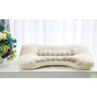 富柔纯色单人颈复康助眠枕功能乳胶填充枕芯护颈安神中草药填充料保护颈椎帮助睡眠的助眠枕头加工定制