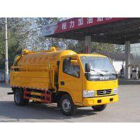 东风多利卡CLW5040GQW5清洗吸污车排量3.5L