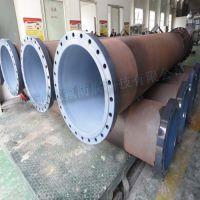 碳钢内衬聚四氟乙烯管、碳钢管道、四氟管道模压
