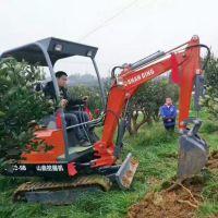 山东聊城农用挖掘机 小型挖机厂家