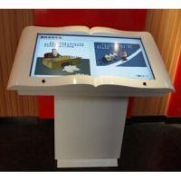 南京65寸液晶广告机 自助触摸屏查询一体机 落地立卧式 多媒体触控广告屏