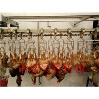 鸡屠宰流水线工艺流程