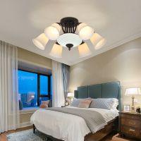 美式吊灯卧室 客厅 餐厅现代简约厂家批发