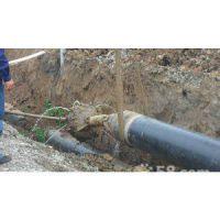 江阴市非开挖顶管公司,非开挖污水管道置换施工