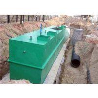 地埋式医院废水处理最新方案