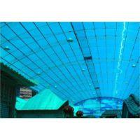锦州拜耳6mm阳光板价格耐力板雨棚铝合金压条量大从优典晨品牌
