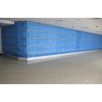 上海萨都奇折叠防火门材质 特级无机布防火卷帘门、折叠门 厂家直销 量多从优