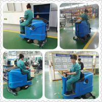 供应工业660B驾驶式洗地机报价 贝纳特