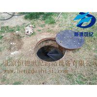 下水管道堵了都是用什么设备疏通,高压水疏通机HD2050