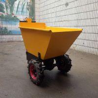 建筑工地专用手推电瓶车 运输砖料车 手扶小型电动手推车