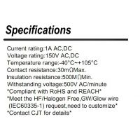 A1256同等品JAE连接器1.25mm板对线连接器生产商