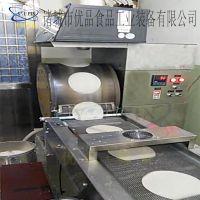 优品YP-150山东圆形单饼机 蛋皮机 春卷皮机器 免费安装免费调试