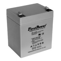 一电蓄电池FP1270/12V7AH深圳一电工厂直销