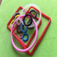 厂家直销食品级硅胶O型圈 防尘防水O型密封圈 耐高温硅胶O型圈 透明硅胶O型圈