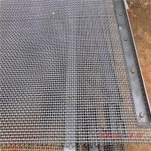 重型轧花网厂 镀锌轧花网批发 不锈钢编织网孔径
