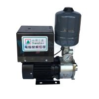 SMI3-5不锈钢多级离心泵变频稳压自来水管道加压