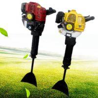 苗木断根机带土球起树机 手提式链条挖树机 两冲程带土球断根起树机