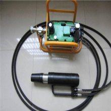 中国山东省月底促销MQ15气动锚索器生产张拉机具