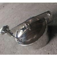 浙江威思凡生产316L不锈钢卫生级豪华外开式常压人孔(厂家直销)规格齐全可加工定做