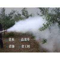 钛金烟雾机 叶子表面和背面都能喷到的药的烟雾机