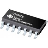 TI振荡器CD4047BM96